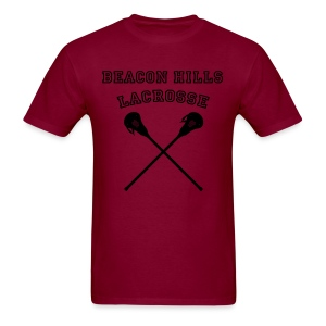 MCCALL Beacon Hills Lacrosse - Men's Hoodie - Men's T-Shirt