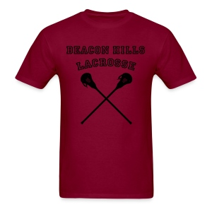 MCCALL Beacon Hills Lacrosse - Men's Hoodie - Men's T-Shirt