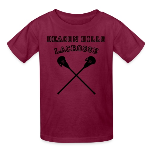 MCCALL Beacon Hills Lacrosse - Men's Hoodie - Kids' T-Shirt