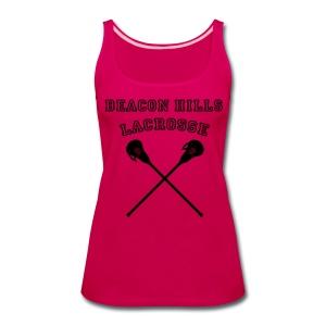 MCCALL Beacon Hills Lacrosse - Men's Hoodie - Women's Premium Tank Top