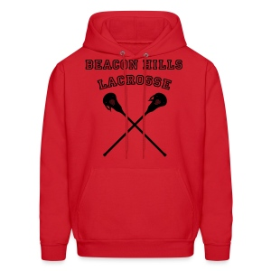 BOYD Beacon Hills Lacrosse - Crew-neck - Men's Hoodie