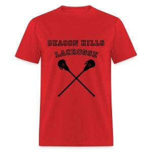 BOYD Beacon Hills Lacrosse - Crew-neck - Men's T-Shirt