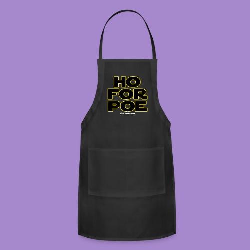 Ho For Poe SHIRT (stack type) - Adjustable Apron