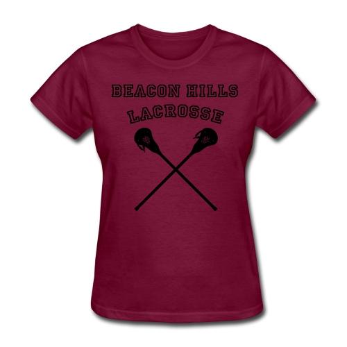 LAHEY Beacon Hills Lacrosse - Men's Hoodie - Women's T-Shirt