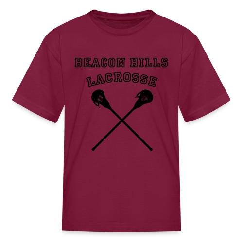 LAHEY Beacon Hills Lacrosse - Men's Hoodie - Kids' T-Shirt