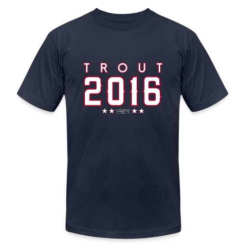 Most Valuable President - Men's Fine Jersey T-Shirt