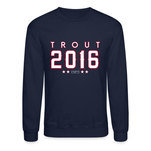 Most Valuable President - Crewneck Sweatshirt