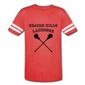 HALE Beacon Hills Lacrosse - Men's Hoodie - Vintage Sport T-Shirt