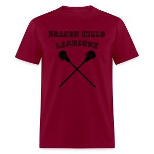HALE Beacon Hills Lacrosse - Men's Hoodie - Men's T-Shirt