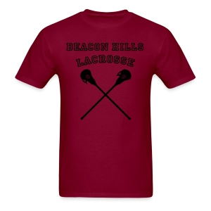 HALE Beacon Hills Lacrosse - Men's Hoodie - Men's T-Shirt