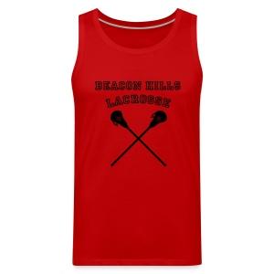 HALE Beacon Hills Lacrosse - Men's Hoodie - Men's Premium Tank