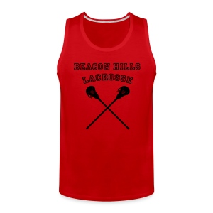 HALE Beacon Hills Lacrosse - Men's Hoodie - Men's Premium Tank