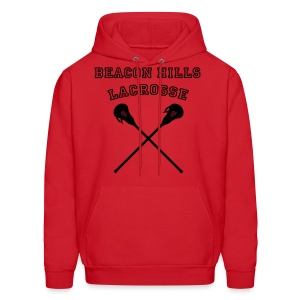 DAEHLER Beacon Hills Lacrosse - Crew-neck - Men's Hoodie