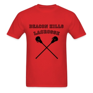 DAEHLER Beacon Hills Lacrosse - Crew-neck - Men's T-Shirt