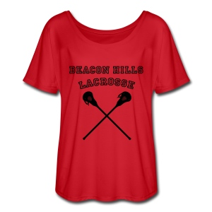 WHITTEMORE Beacon Hills Lacrosse - Women's Hoodie - Women's Flowy T-Shirt