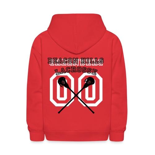 GREENBERG Beacon Hills Lacrosse - Crew-neck - Kids' Hoodie
