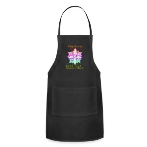 Indyflower Tee - Adjustable Apron