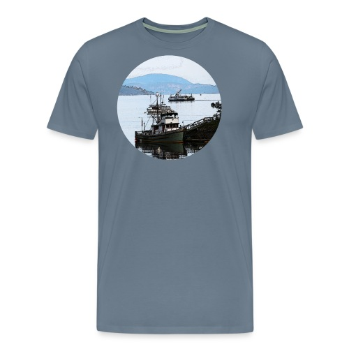 From the dock tshirt - Men's Premium T-Shirt