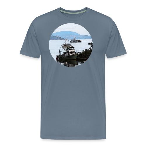 From the dock tshirt - Men's Premium T-Shirt