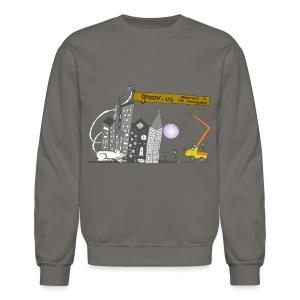 Groovus Disco Tee - Crewneck Sweatshirt