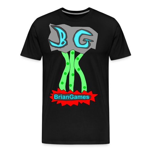 BrianGames - Male - Men's Premium T-Shirt