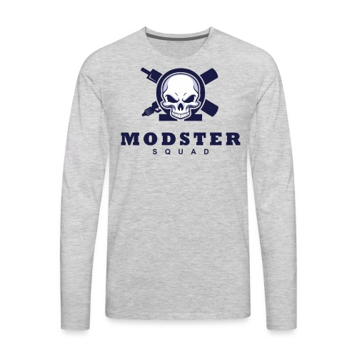 Modster Tee - Men's Premium Long Sleeve T-Shirt