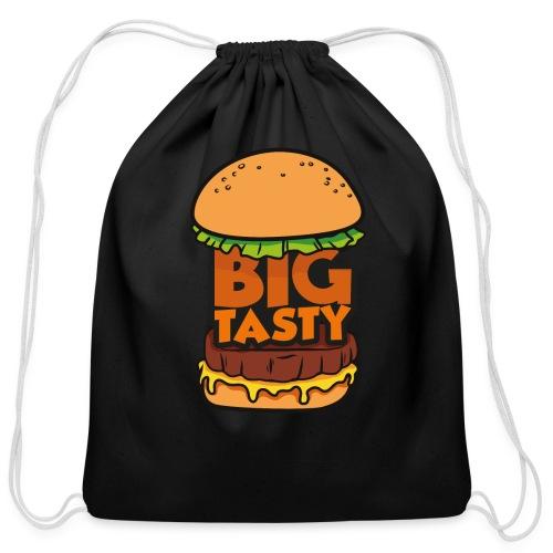 Big Tasty - Cotton Drawstring Bag