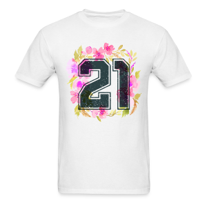 finally 21 - Men's T-Shirt