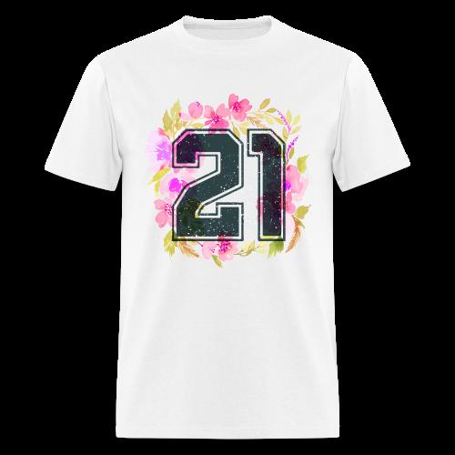 finally 21 - Men's T-Shirt