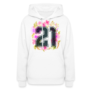 finally 21 - Women's Hoodie