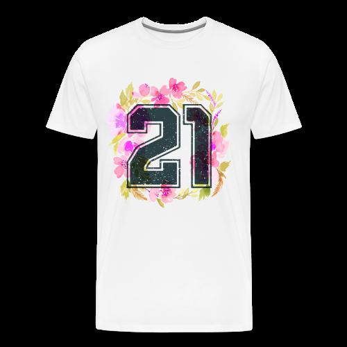 finally 21 - Men's Premium T-Shirt