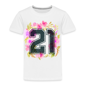 finally 21 - Toddler Premium T-Shirt