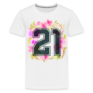 finally 21 - Kids' Premium T-Shirt