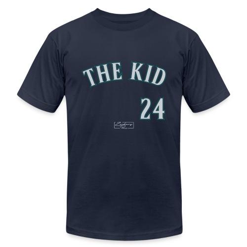 The Kid - Men's Fine Jersey T-Shirt