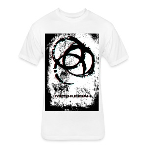 Meshuggah - Fitted Cotton/Poly T-Shirt by Next Level