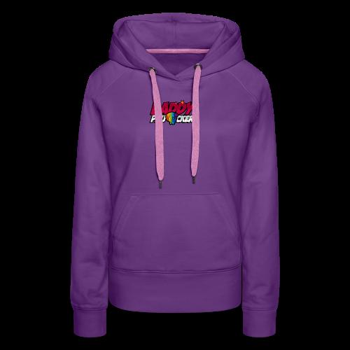 Women's Premium Hoodie - hoodie sweater baddyphucker
