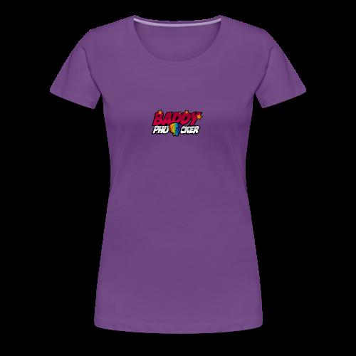 Women's Premium T-Shirt - hoodie sweater baddyphucker