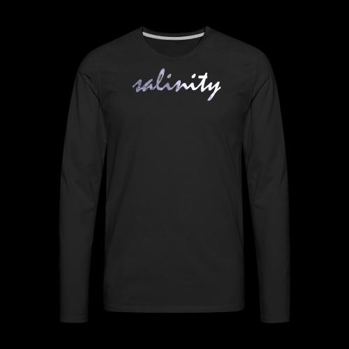 Crystals - Mens - Men's Premium Long Sleeve T-Shirt