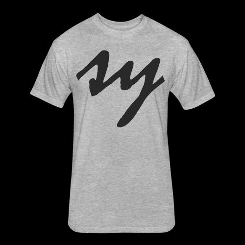 Streamlined - Mens - Fitted Cotton/Poly T-Shirt by Next Level