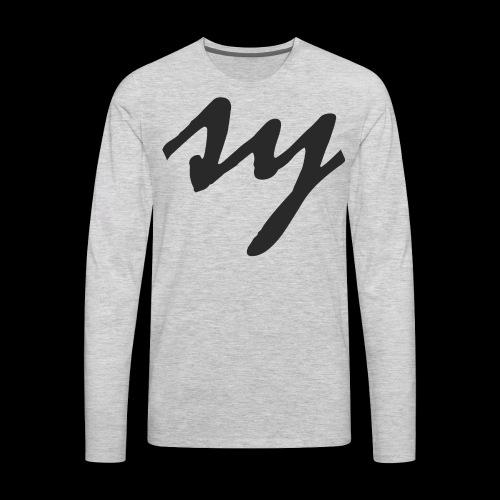 Streamlined - Mens - Men's Premium Long Sleeve T-Shirt