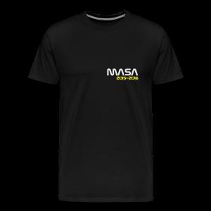 Zip-Up Hoodie - Men's Premium T-Shirt