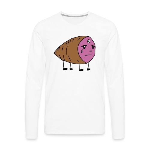Crying Swine - Men's Premium Long Sleeve T-Shirt