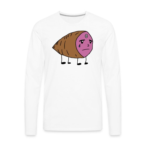 Crying Swine - Men's Premium Long Sleeve T-Shirt