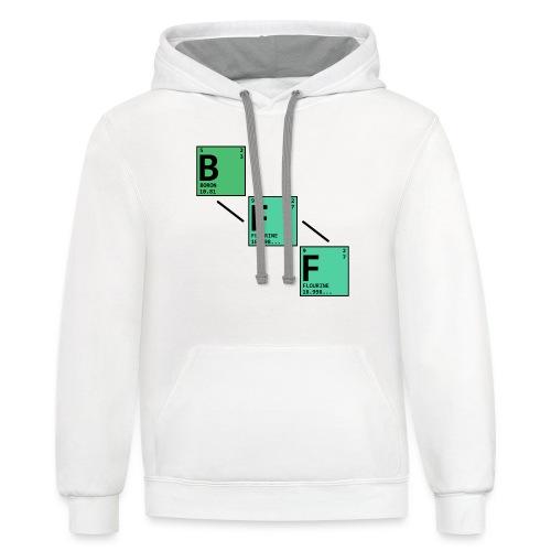 BFF - Contrast Hoodie