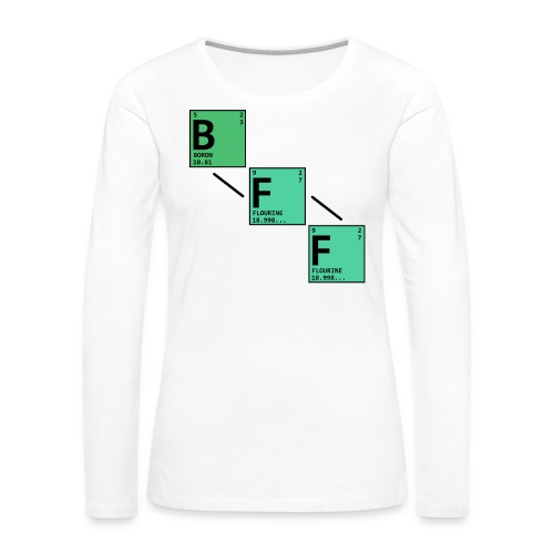 BFF - Women's Premium Long Sleeve T-Shirt