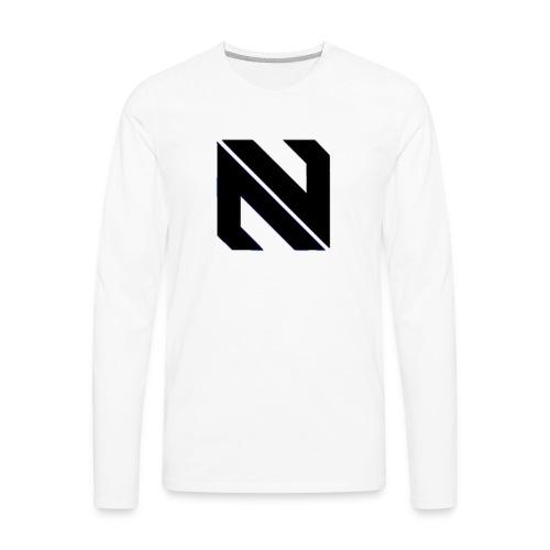 The Official ImNuke T-Shirt - Men's Premium Long Sleeve T-Shirt