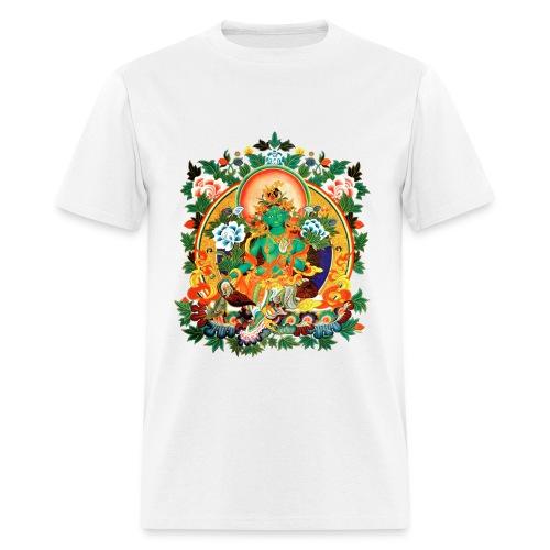 Green Tara Men's Ringer T-Shirt - Men's T-Shirt