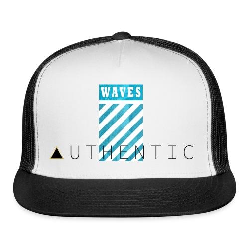 Waves - Trucker Cap