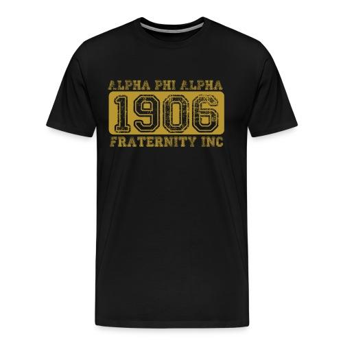 Alpha Crew Sweater - Men's Premium T-Shirt