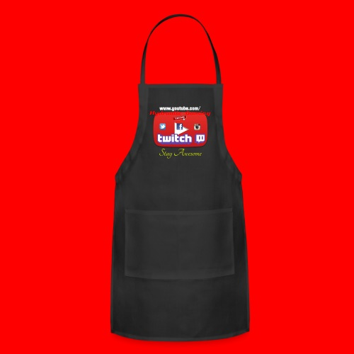 Hydraulic Gaming - Original T-Shirt - Adjustable Apron